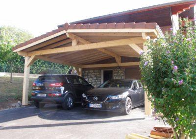 Carport - Brié-et-Angonnes