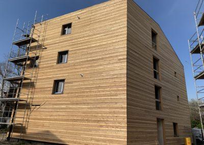 Little Wood- Immeuble ossature bois