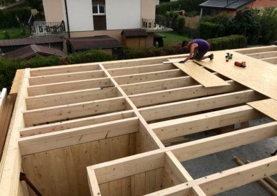 maison bois MHM en suisse
